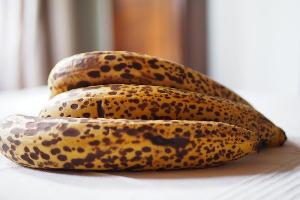Bananas, variety Tiger? by s4sayer