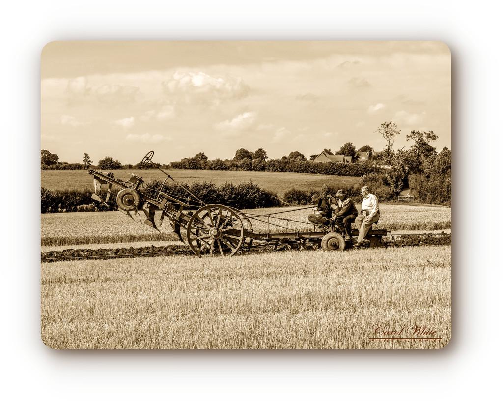 Vintage Ploughing by carolmw