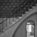 Hofkirche stairs