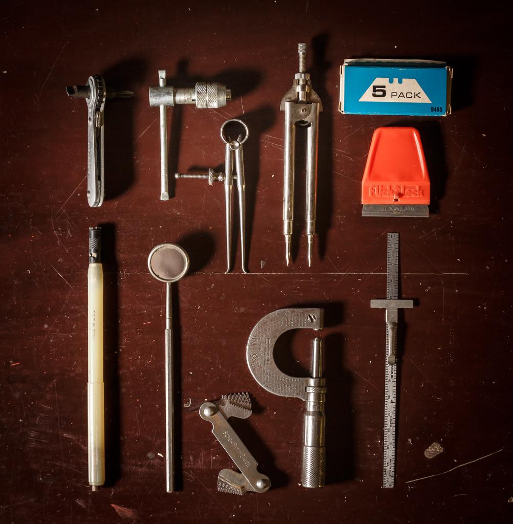 More tools from Grandpa's by batfish
