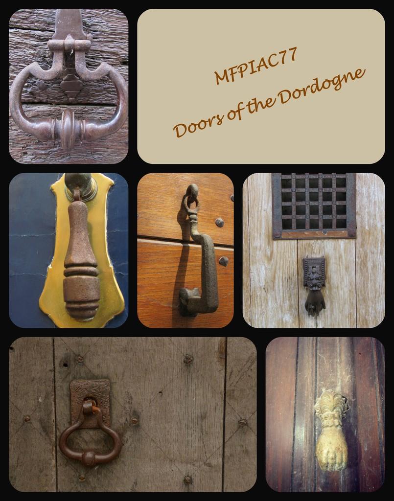 Doors of the Dordogne by judithdeacon