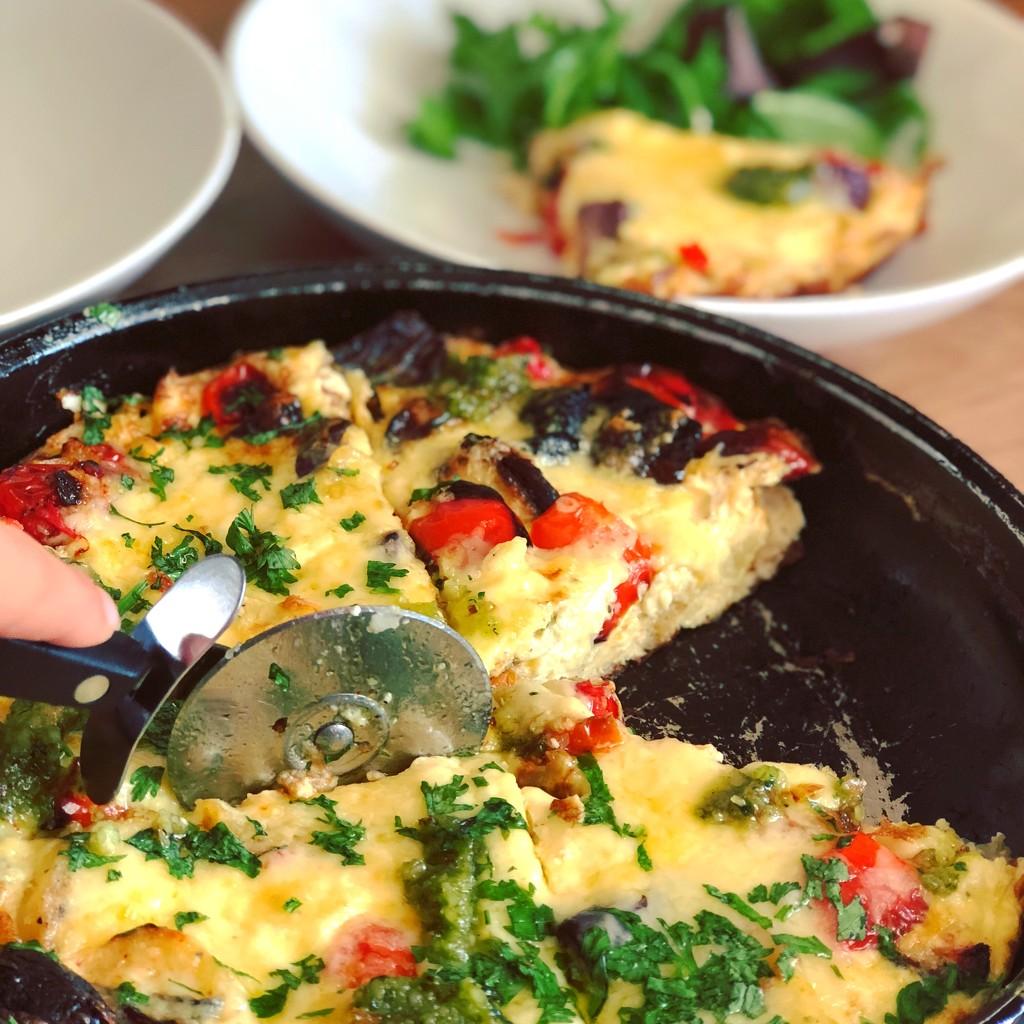 Fritatta by cookingkaren