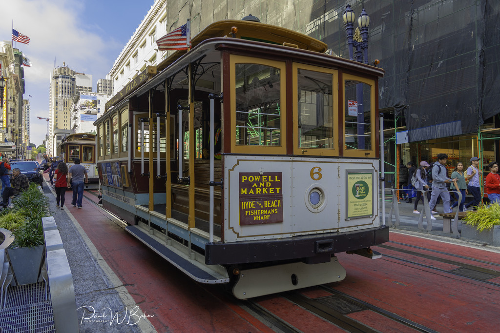 Cable Cars by paulwbaker