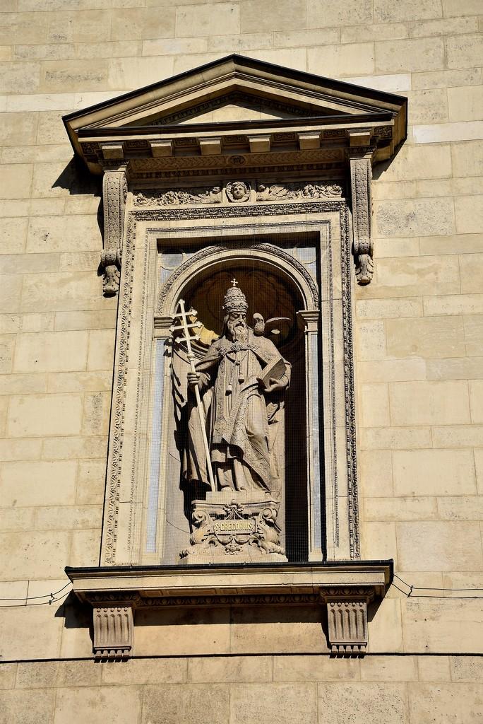St. Crecorius by kork
