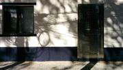 7th Sep 2018 - Door, wndow and shadows