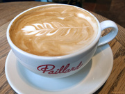 4th Jun 2018 - Last Café au lait at Paillard