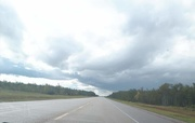 6th Sep 2018 - Roadside Shot.........Beautiful clouds