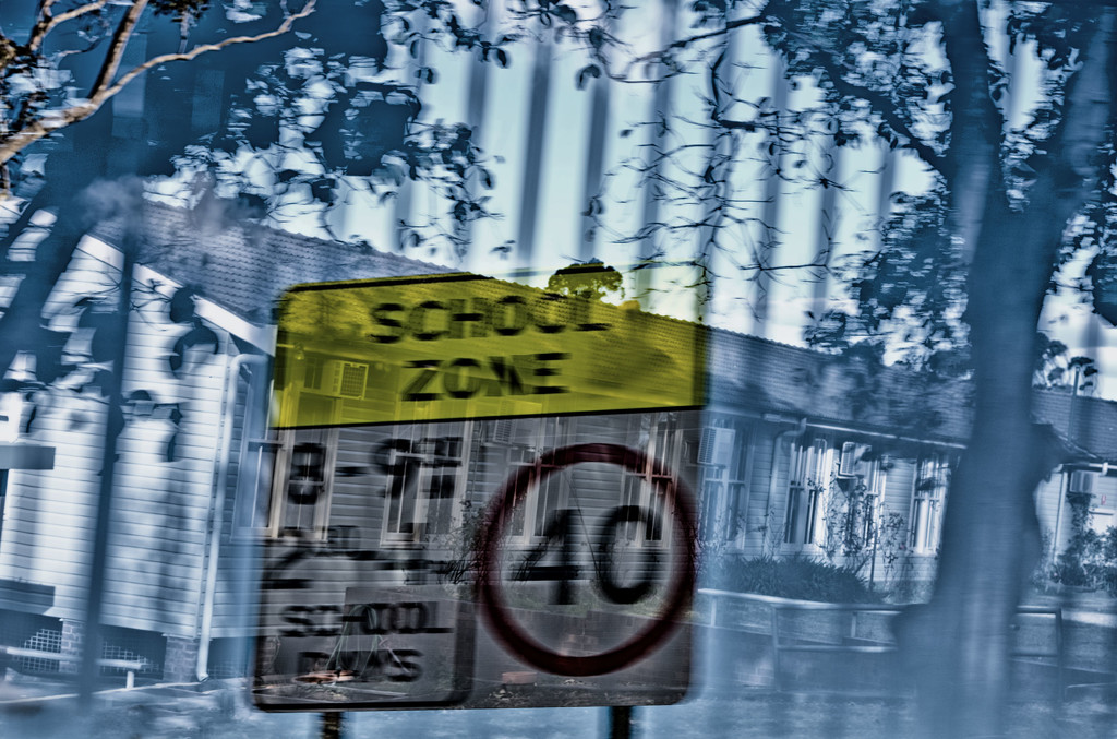 school zone by annied