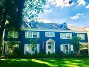 "8th Sep 2018 - The ""Lady Bird"" Big Blue House"