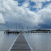 Soldiers Point Jetty by onewing