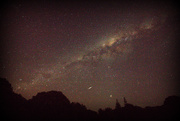 9th Sep 2018 - The milky way