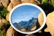 9th Sep 2018 - Winterhoek in a Mirror