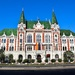 New-Pest City Hall by kork