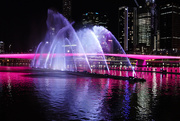 9th Sep 2018 - Light and water show