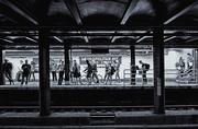 10th Sep 2018 - Metropolitan Avenue Subway Station, Brooklyn