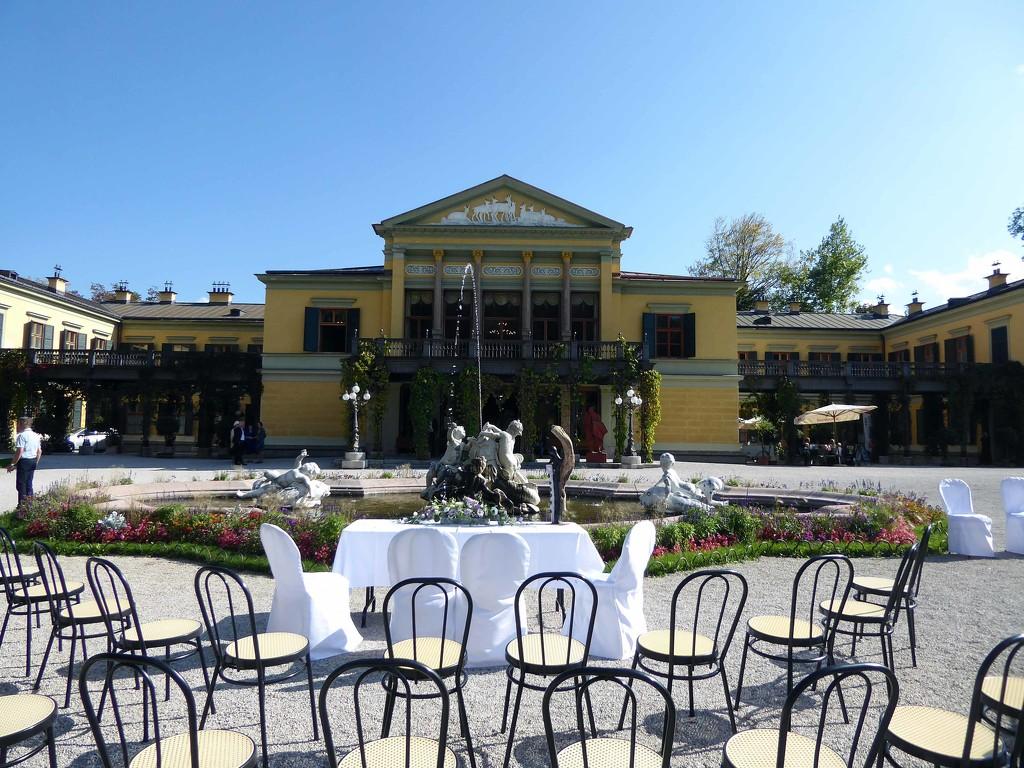 Kaiser's Villa Bad Ischl by cmp