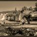 Haihoutes,Deserted Village (best viewed on black)
