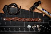11th Sep 2018 - Leather Bracelet