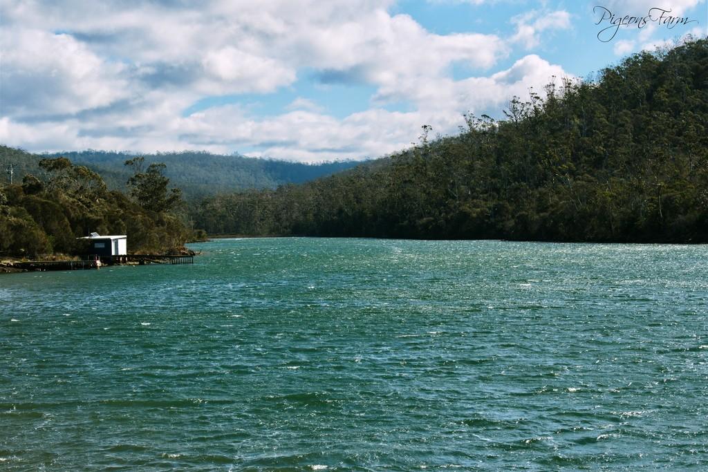 Prosser River, Orford, Tasmania, Australia by kgolab