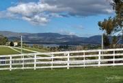 12th Sep 2018 - Overlooking over Granton towards the Derwent River, Tasmania, Australia.