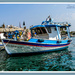 Fishing Boats In Kos Harbour