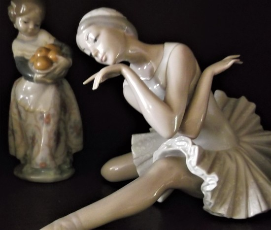 Lladro Figures. by boatman137