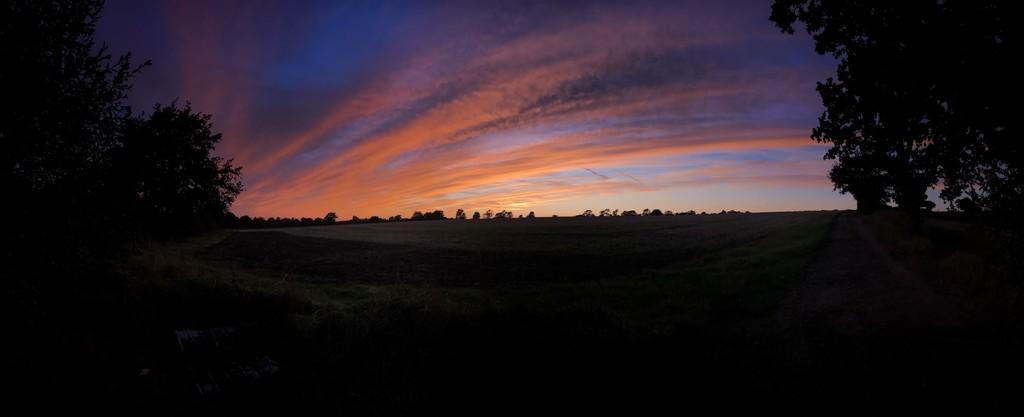 Suffolk Sunset by wincho84