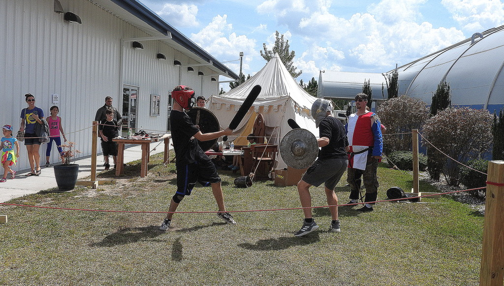 Knights in Training by homeschoolmom