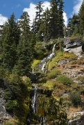 13th Sep 2018 - Crater Lake Waterfall