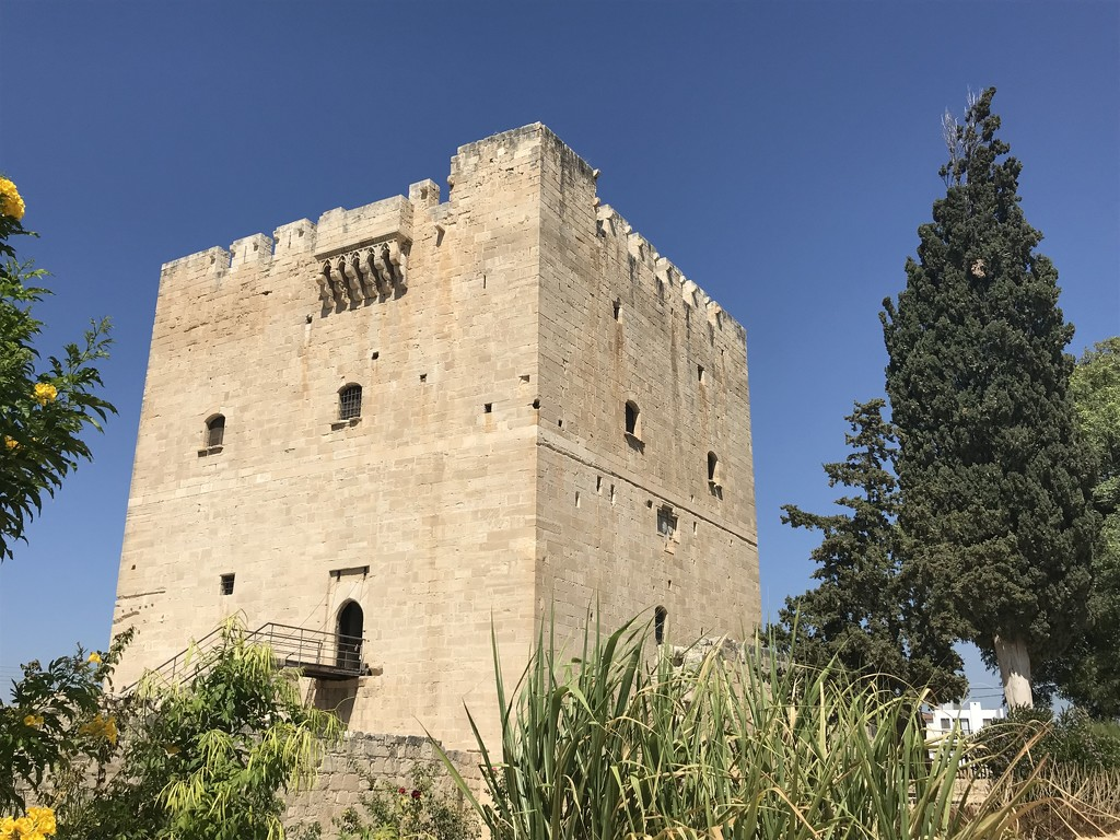 Kolossi Castle by phil_sandford