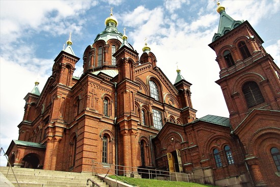 Uspensky Cathedral by robz