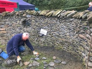 14th Sep 2018 - Dry stone walling