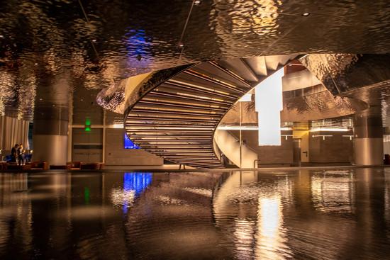 Doha Business Class Lounge by yorkshirekiwi