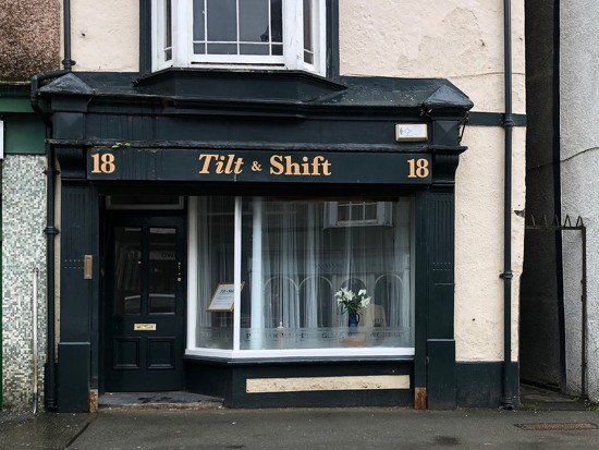 Tilt and Shift Photographic shop by dailydelight
