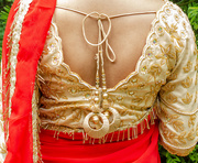 14th Sep 2018 - Nepali costume detail