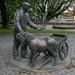 Street sculpture.....