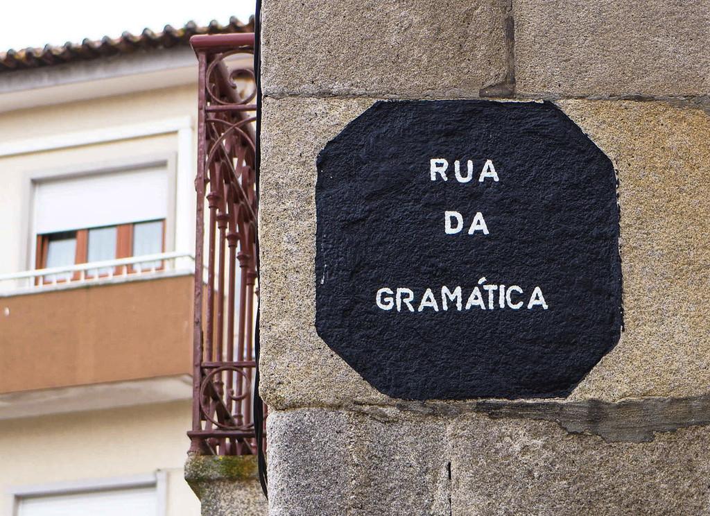 Reminded me of Rua Da Matemática by fotoblah