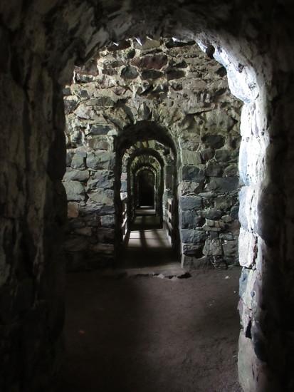 Soumenlinna Fortress by robz