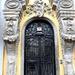 The entrance to Buda palace