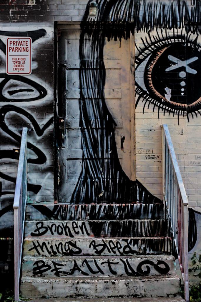 Art Alley by judyc57