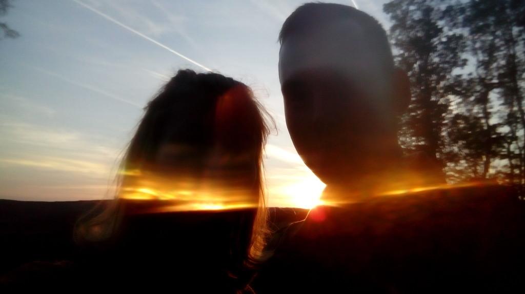 Sunset by jakr