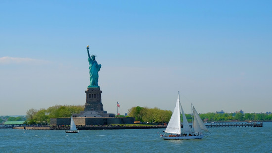 Statue of Liberty  by soboy5