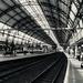 Amsterdam central station - leaving