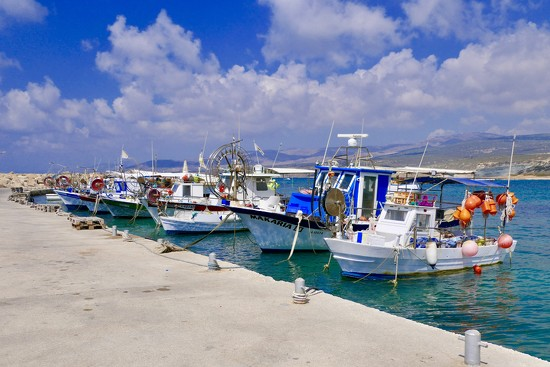 Fishing Harbour by carole_sandford