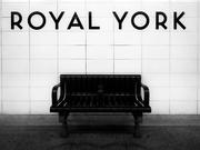 17th Sep 2018 - bench at Royal York