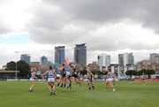 16th Sep 2018 - Footy in the city