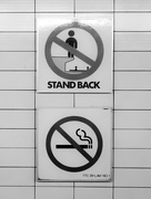 18th Sep 2018 - stand back and don't smoke