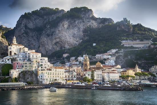 Amalfi Town by pdulis