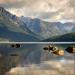 Bowman Lake Glacier Park