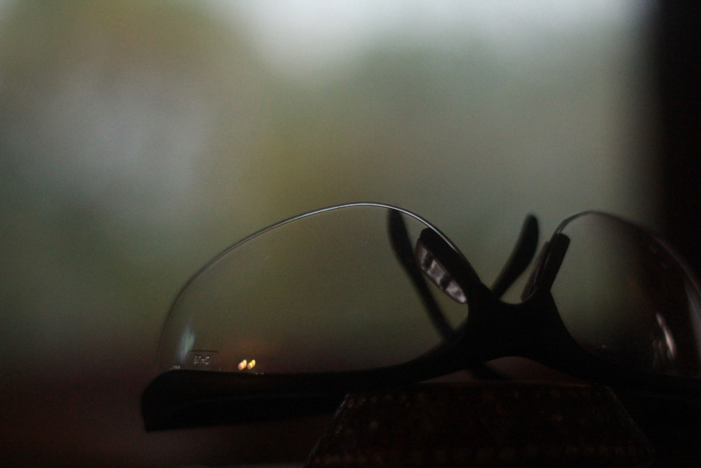 Safety glasses by mamazuzi